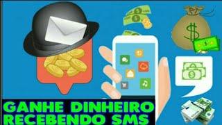 Ganhe dinheiro recebendo SMS no Paypal McMoney