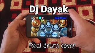 DJ HANING - LAGU DAYAK Lagu Tik tok Real drum