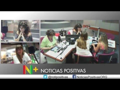 28-01-2016 | Noticias Positivas en Radio Palermo FM 94.7
