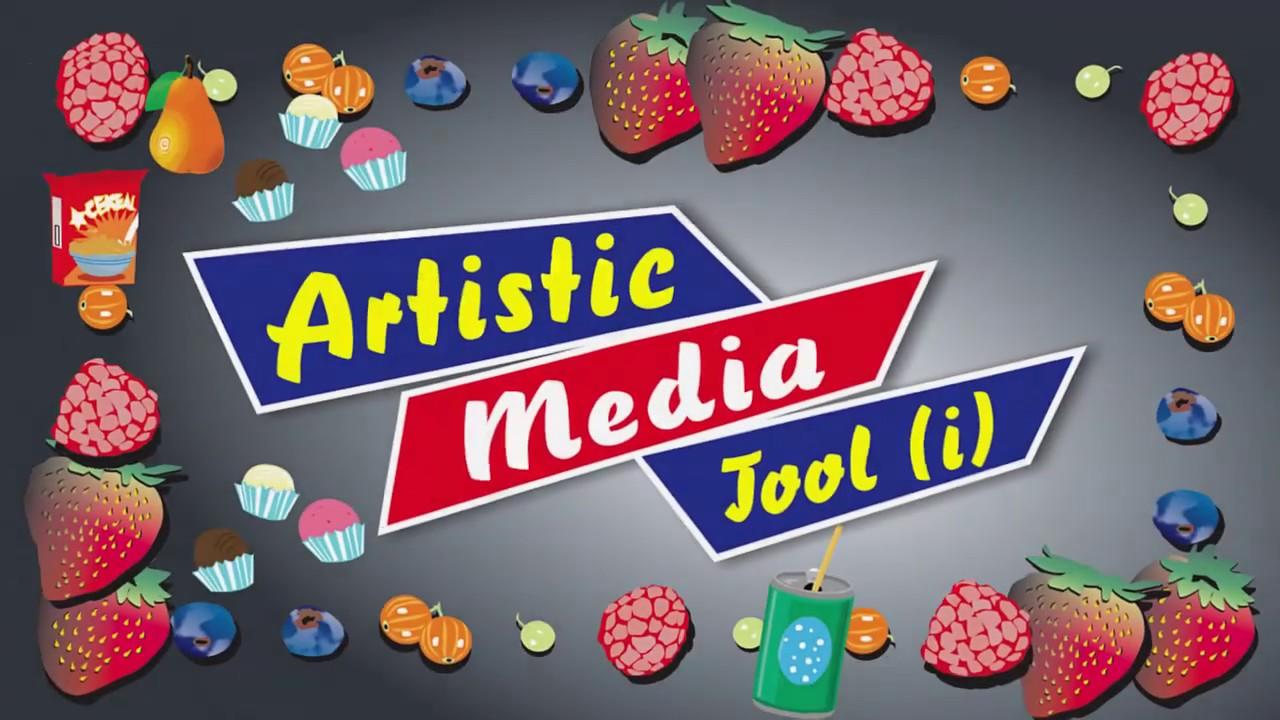 44 Artistic Media Tool Basic Coreldraw Tutorial In Hindi Youtube