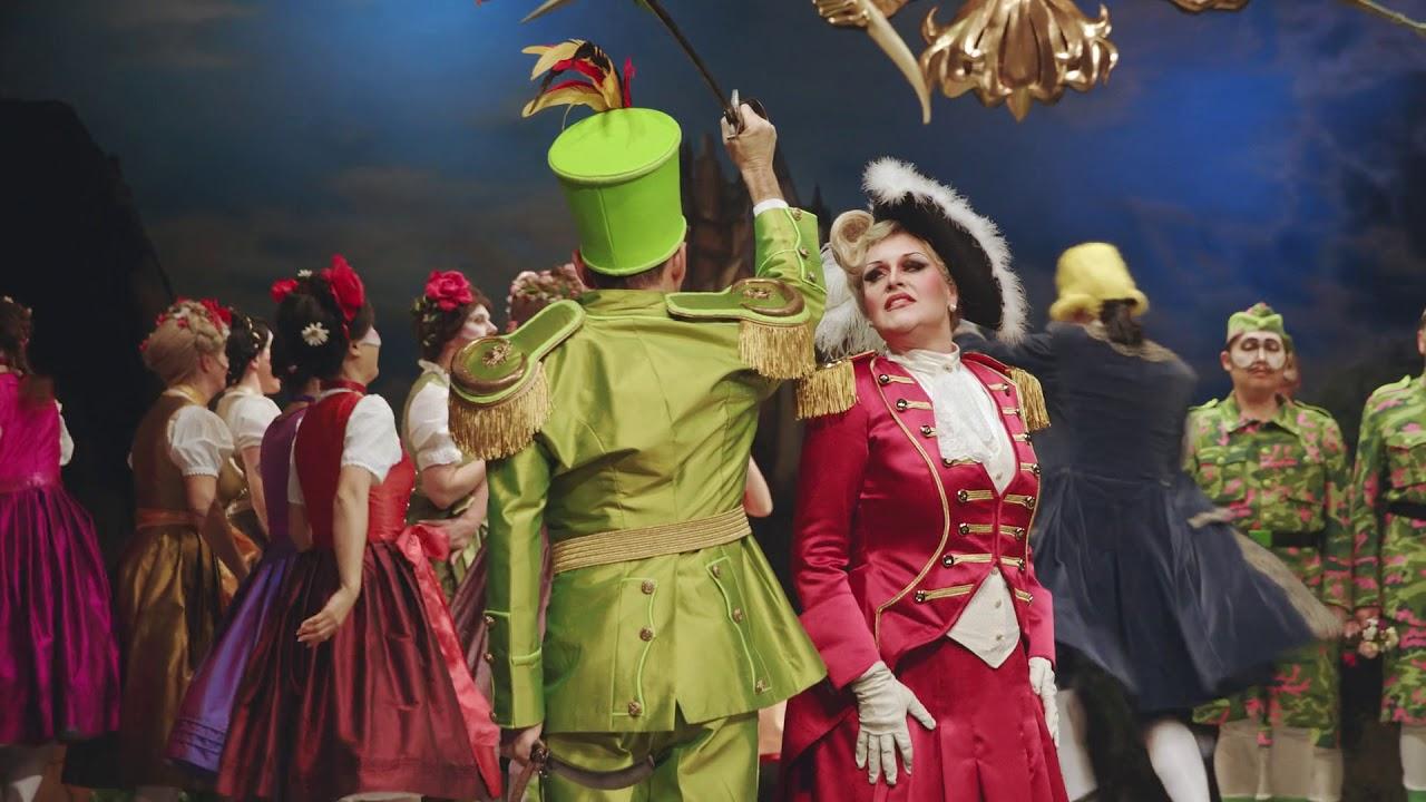 Die Großherzogin von Gerolstein (Trailer)