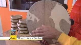 Come suonare il tamburello alla salentina by ROCCO LUCA