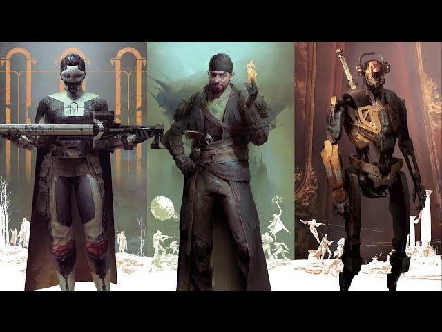 c247ab6223e The next year of  Destiny 2  starts with Black Armory on December 4th