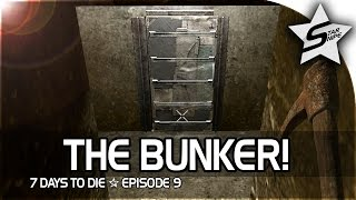 7 days to die xbox one gameplay part 9 the bunker
