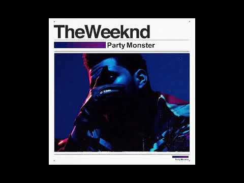 What The Weeknd - Party Monster would sound like in the bathroom of a party