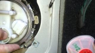 Замена фильтра грубой очистки Гранта.