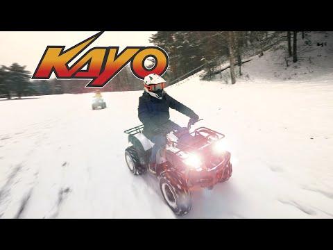 Квадроцикл Kayo -