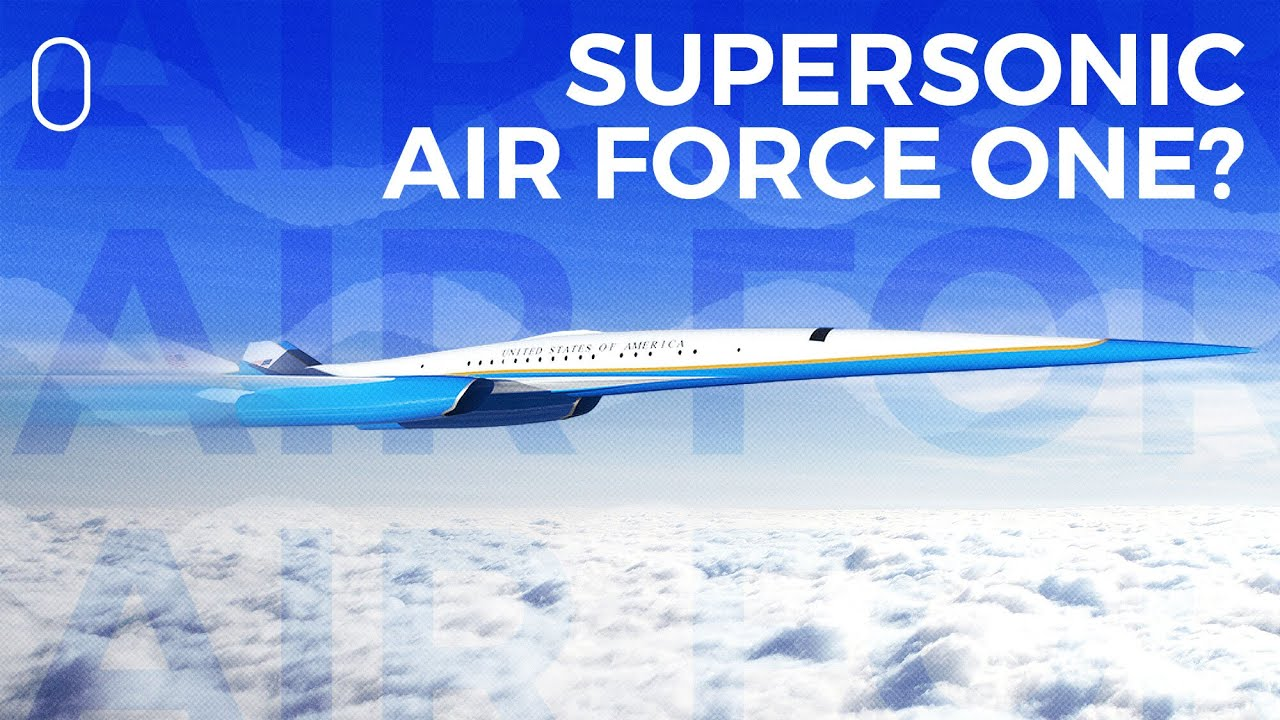 Exclusive: Inside Exosonic's Supersonic Air Force One Ambitions