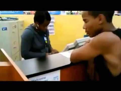 Cashing Check At Walmart