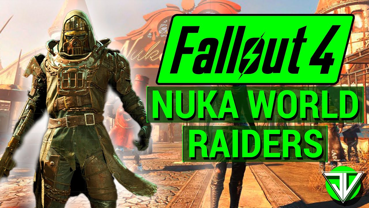Fallout 4 New Nuka World Dlc Leaked Raider Gangs And Locations