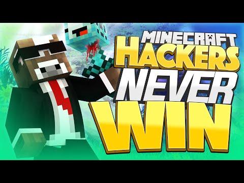 XRAY HACKERS NEVER WIN!! ( Minecraft 100 Player Bridges Server Minigame )