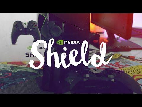 NVIDIA Shield - tak będziemy oglądać seriale i grać za parę lat
