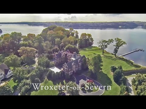 Wroxeter-on-Severn - Waterfront Mansion in Arnold, Maryland 21012