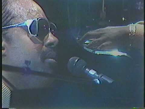 Stevie Wonder  - Ribbon In The Sky Live in Tokyo Japan 1985