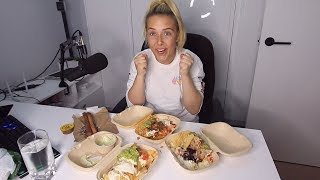 MEXICAN FOOD MUKBANG (Australian eating show)
