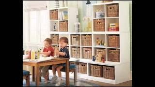 видео Плетеные корзины для хранения и подарков