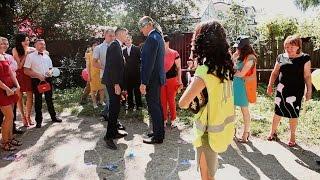 видео Выкуп невесты в стиле ГАИ. Готовый смешной сценарий