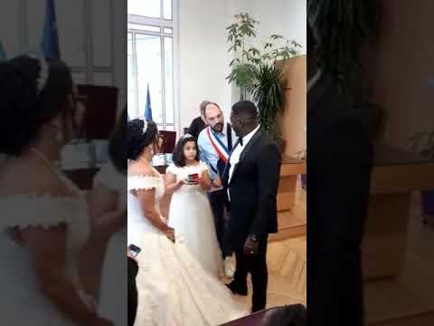 Mariage De Samba Sylla A Paris