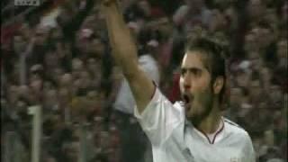 Hamit'ten Koln'e muhtesem gol - 05.02.2011
