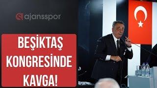 Beşiktaş Divan Kurulu'nda tartışma çıktı Ahmet Nur Çebi müdahale etti!