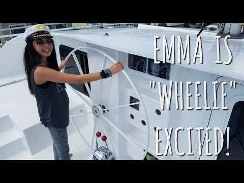 Mission Accomplished! Hydraulic Steering Done! Onboard Lifestyle ep.60