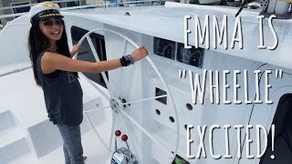 Onboard Lifestyle ep.60 Hydraulic Steering Done!