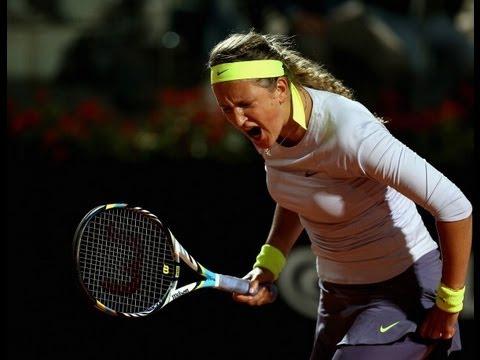 2013 Internazionali BNL d'Italia QF WTA Highlights