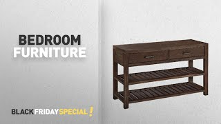 Home Styles Bedroom Furniture Black Friday Deals // Amazon Black Friday Countdown