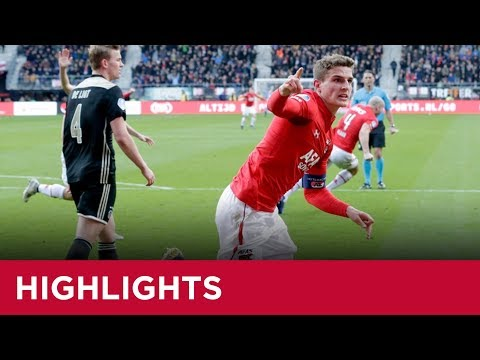 Highlights AZ - Ajax | Eredivisie