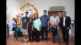 10/06/2018 Our family visit Mission San Juan Capistrano, historic landmark and museum