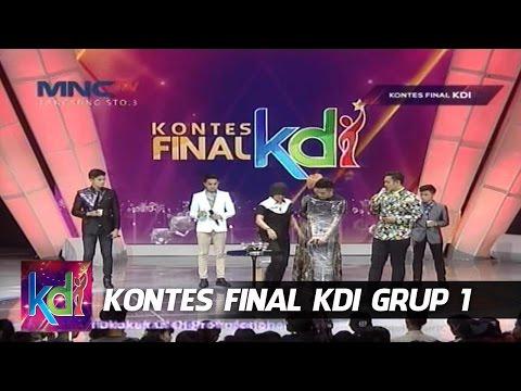 Wahid Peserta Terjemput Kontes Final KDI 2015 (23/5)