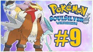OS CÃES LENDÁRIOS APARECEM! - Pokemon Soul Silver #9