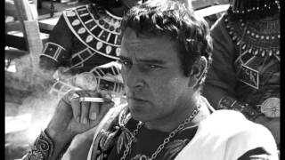Richard Burton 1962 BBC Wales interview on influences.