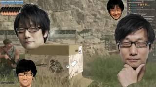 Мэддисон играет в Metal Gear Solid V: The Phantom Pain