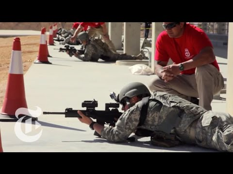 Warrior Competition 2013: Nations Compete in the Jordanian Desert | The New York Times