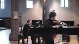 Feargus Hetherington/Geoffrey Tanti - Dvořák/Kreisler: Slavonic Fantasy in B minor