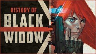 History of Black Widow