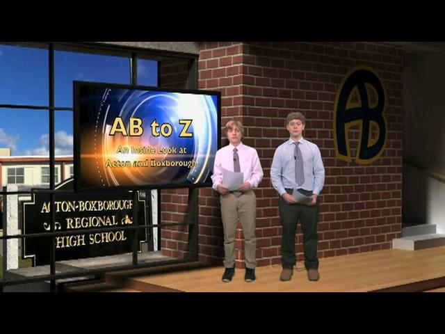 AB to Z  Feb 2013 Pt 2