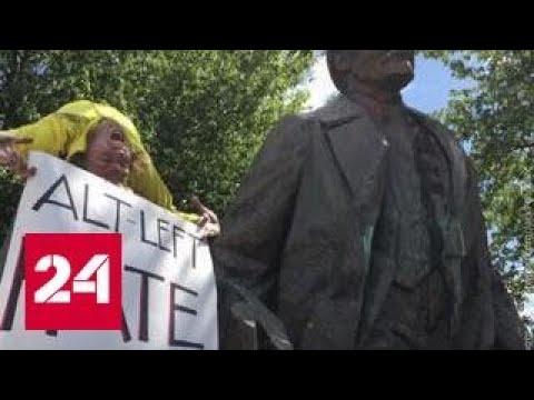 Борьба с памятниками в США приобрела черты одержимости