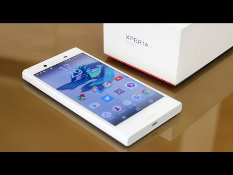 Sony Xperia X Compact - recenzja, Mobzilla odc. 317
