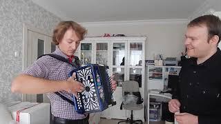 Лайфхак для гармони - Павел Сивков в гостях у Павла Уханова