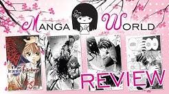 Manga World - Der purpurne Fächer Review