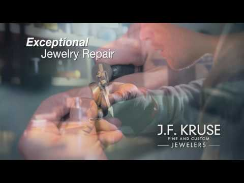 J.F. Kruse Jewelers: Jewelry Repair Services