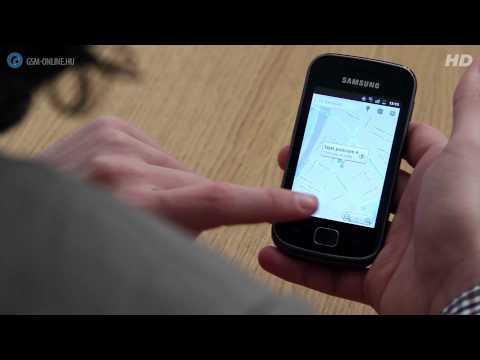 Samsung Galaxy Gio teszt - GSM online™