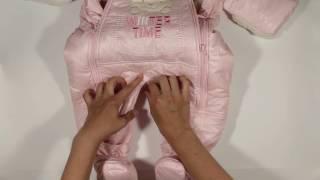 Детский зимний комбинезон КБ 85 Бемби(Описание., 2016-07-27T20:58:55.000Z)