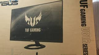 "Monitor gamer Asus TUF Gaming 27""  VG279Q1R, IPS 144hz 1ms FreeSync - Review"
