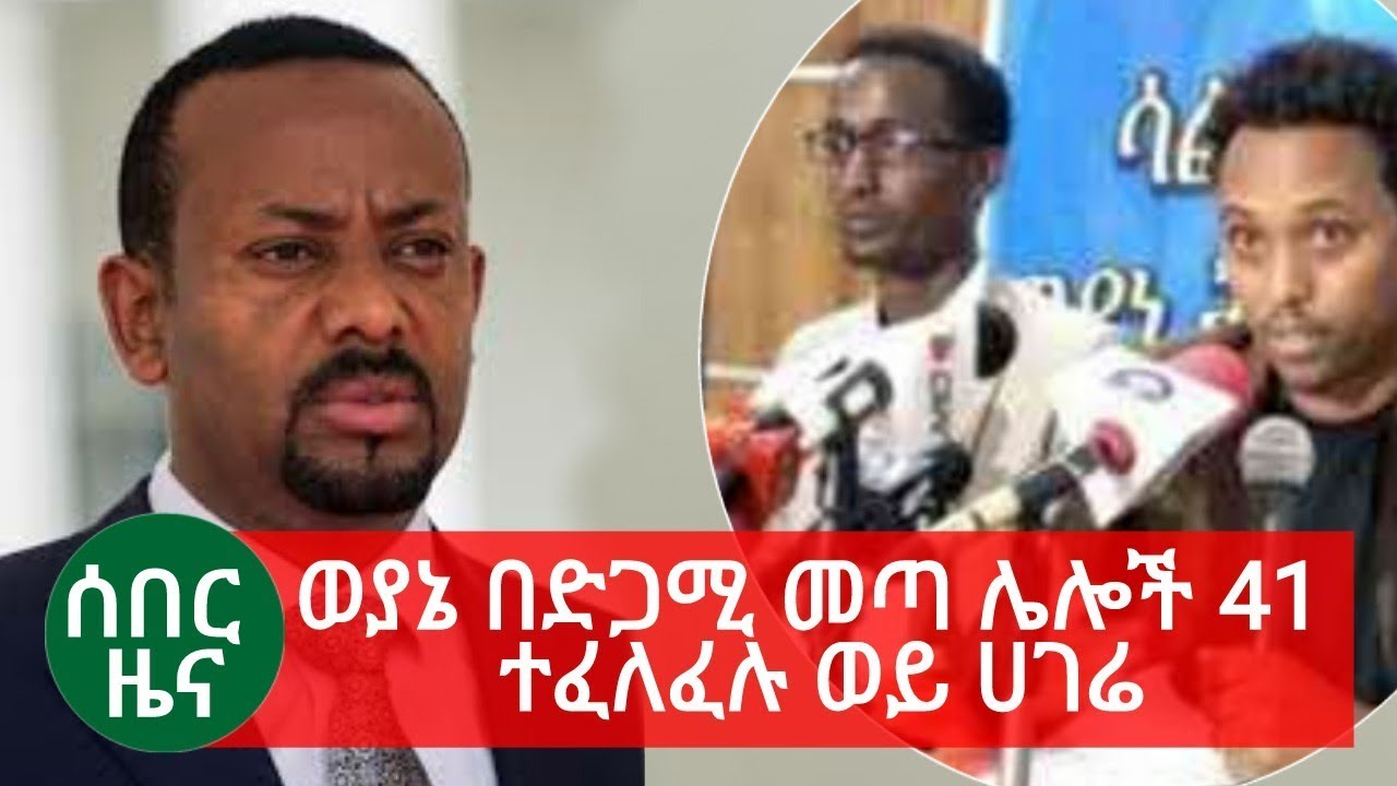 New Development About TPLF