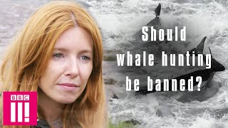 Is It Ethical To Hunt Whales? | Stacey Dooley Investigates: The Whale Hunters