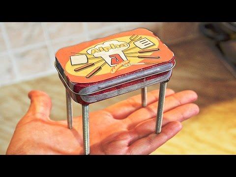 видео: Как сделать Мини Мангал своими руками
