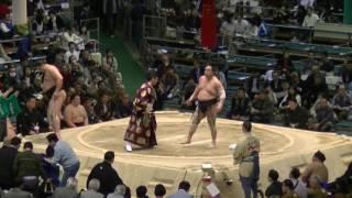 平成29年春場所8日目取組結果一覧 (外部サイト:Sumo Reference) http...